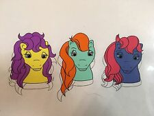 My Little Pony ORIGINAL Animation cel My Little Pony Tales VINTAGE