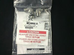 Seastar ORB-5, 90 Deg Fitting Kit  2/Pack    Part # HF6004