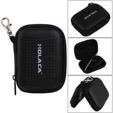 HOLACA Mini Carry Case Bag for Plantronics Voyager Legend Bluetooth & USB Cable