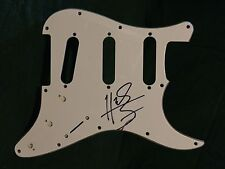 Hunter Hayes Signed Autographed Pickguard A