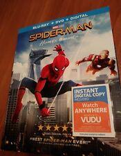Spider-Man: Homecoming (BR+DVD+ Digital Copy)