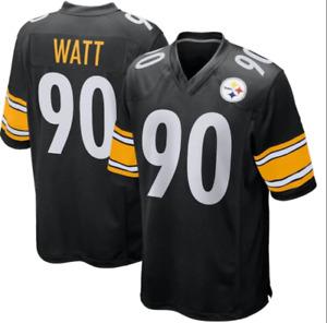 TJ Watt Pittsburgh Steelers Home Jersey