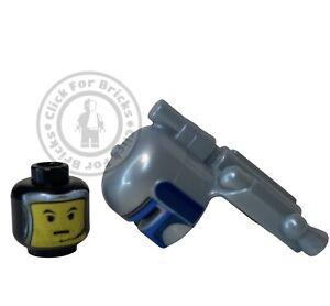 LEGO Star Wars Jango Fett Balaclava HEAD HELMET JETPACK ONLY From - 7153 sw0053