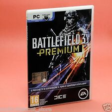 Electronic Arts PC Battlefield 3 Premium Service