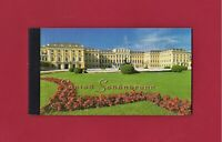 1998 United Nations NY Schloß Schönbrunn Palace Stamp Booklet MNH +1st Day Cover