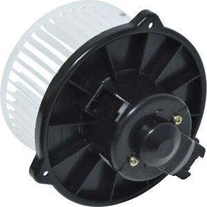 HVAC Blower Motor-Blower Motor with Wheel Front UAC BM 3785C