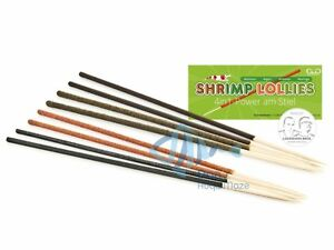 Garnelenhaus Shrimp Lollies 4in1 Stick 8 pcs Crystal Bee Cherry Shrimp Food