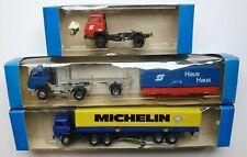 "Steyr 91 ""ÖBB"" + Magirus ""Michelin"" 1:87 Roco"