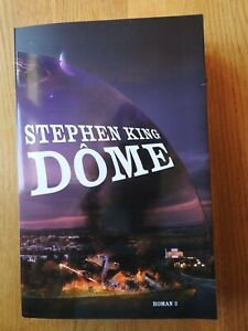 Stephen King - Dome - Tome 2 - Edition 2011 - Neuf
