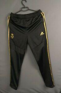 Real Madrid Pants Size Kids Boys 13-14 y Football Soccer Adidas ig93