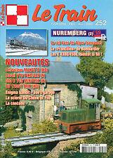 LE TRAIN N° 252 DE 2009,LES VOITURE CORAIL VTU EN N PIKO/SAI