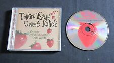 VIC CHESNUTT/VICTORIA WILLIAMS 'TALKIN' 'BOUT SWEET RELIEF' 1996 PROMO CD