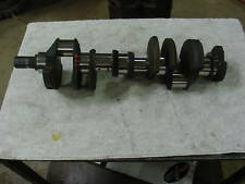 396 427 Chevrolet Corvette Chevelle Cross-drilled L88 NOS GM Crankshaft 3856223