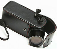 "Sigma NC-1 Hard Lens Case 7"" For Canon Olympus Minolta Zoom Telephoto Lenses"
