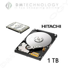 "HARD DISK INTERNO HITACHI 2,5"" 1TB SATA NOTEBOOK 5400rpm 1000GB PC/CONSOLE"