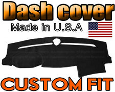 fits 2011-2018 DODGE  DURANGO  DASH COVER MAT DASHBOARD PAD / BLACK