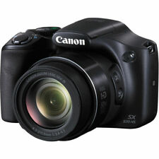 Canon PowerShot SX530 HS 16.0 MP Digital Zoom Camera - (Black) 9779B001