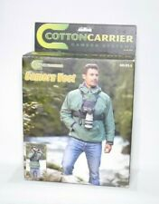 Used Cotton Carrier Camera Vest 635 RTL-S for one camera