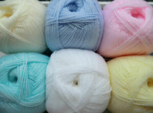 Stylecraft Special for Babies 4 Ply~ Supersoft Baby Yarn ~ Premium Acrylic