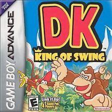 DK: King of Swing (Nintendo Game Boy Advance, 2005)