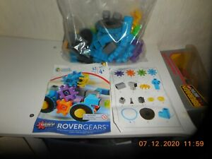 Learning Resources Gears! Gears! Gears! - Rover Gears: 41 Pieces - Ages 4+