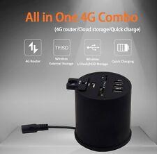 Outdoor Smart Car 4G Moblie Wifi Hotspot 4G LTE Cloud Storage Wireless Router