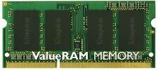 Kingston 16GB (2 X 8gb) DDR3 1333mhz Pc3-10600 SO-DIMM Módulo de memoria