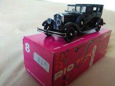 Antigua miniatura 1:43 Rio 8 Isotta Fraschini 8a de 1926. Made in Italy