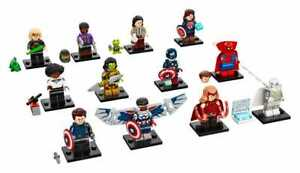LEGO MARVEL Collectible Minifigures 71031 Complete Set of 12🔥On Hand Ship Now🔥