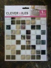 Mosaic Tile Sticker Reusable 260mm x 210mm