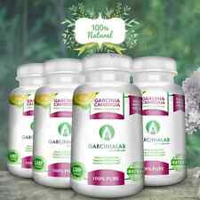 4 Pack Garcinia Cambogia Premium.60% Natural Weight Loss Supplement