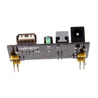 6X(MB102 Breadboard 3.3V/5V Power Supply Module Für Arduino Board