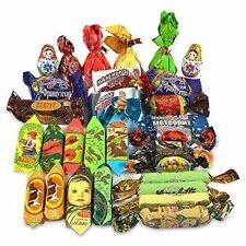 Gourmet Russian and Ukrainian Chocolate Candy Assortment, 1 lb/ 0.45 kg