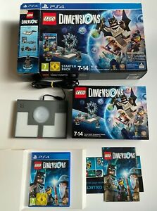 Lego Dimensions 71171 PS4 Starterpack New-Neuf complet open box