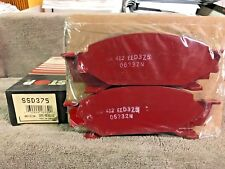 NOS RAYBESTOS SSD375 Disc Brake Pad Set Severe Duty Front fits Bronco F150 87-93