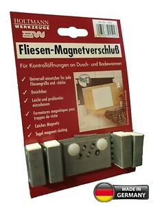 Magnetic Panel Access Kit For Tiles and Stones