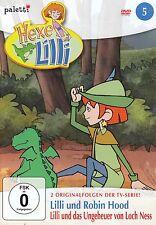 Lilli und Robin Hood Lilli und das Ungeheuer von Loch Ness Video DVD Deutsch