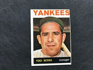 1964 TOPPS SERIES 1-100 PICK CARDS YOU WANT