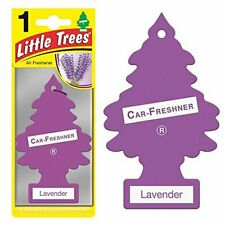 Little Trees Air Freshener Car Home Office Fresh Scent Hanging Lavender 24-Pack