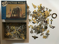 Guild Vintage RARE Perfect Picture Jigsaw Puzzle- 300 Pieces- LIBERTY BELL