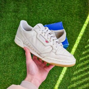 Adidas Continental 80's UK11/US12/EU46 - Cream/Beige/Off White