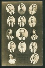 Postcard - Reading FC 1925-26 - Real Photo