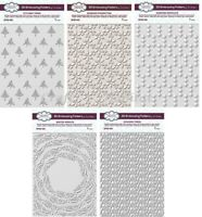 Creative Expressions Sue Wilson 3D Embossing Folder Festive Christmas 2020 - NEW