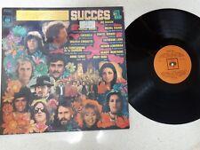 LP SUCCES NO.1    -J.DASSIN/M.ROOS/A.CORDYC.LARA/G.CINQUETTI & MORE *il*