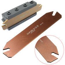 SPB32-3 32mm Cut-Off BLADE UTENSILE TORNIO SMBB1632/2032/2532 PER 3MM TAGLIO