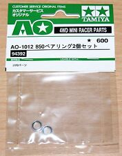 Tamiya 94392 (AO-1012) 850 Ball Bearing (2 Pcs.) (Egress/Porsche 959/DF-03) NIP