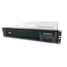 More details for apc smart-ups smt1000rmi2u - no batteries included - needs x4 12v batteries