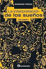 La Interpretacion de Los Suenos: La Interpretacion de Los Suenos. Vol I by...