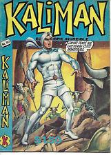 Kaliman El Hombre Increible #502 Agosto 15, 1975 - Mexico