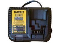 Dewalt DCB115 Charger 12V , 20v & 60V Genuine OEM Battery Charger New!